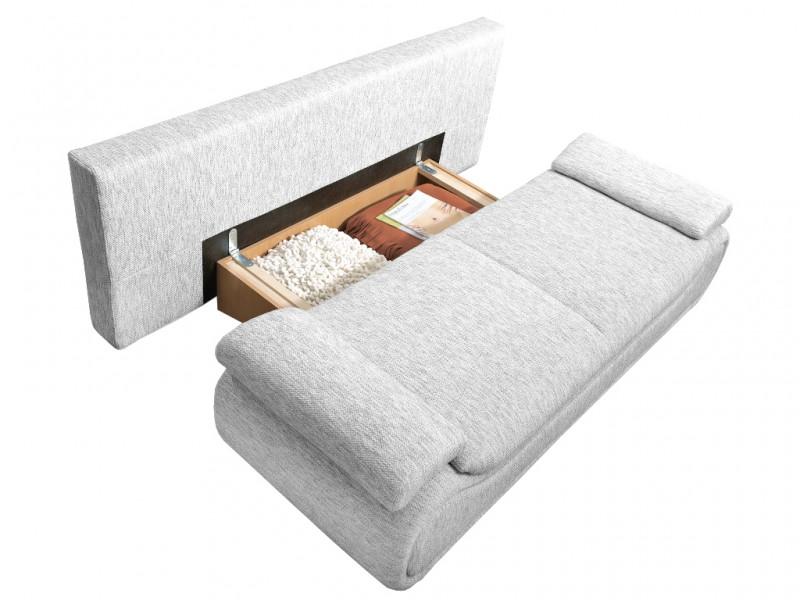 Schlafsofa Bologna mit Bettkasten