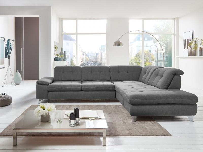 Ecksofa Sitz Concept smart 1012 SP15HO Large R