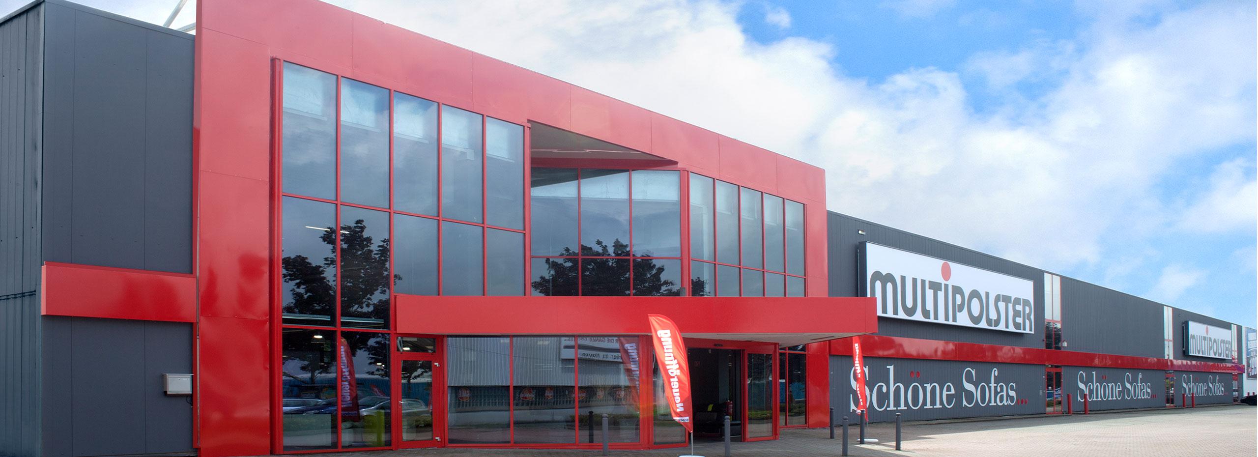 Multipolster - Dortmund Kley - Indupark