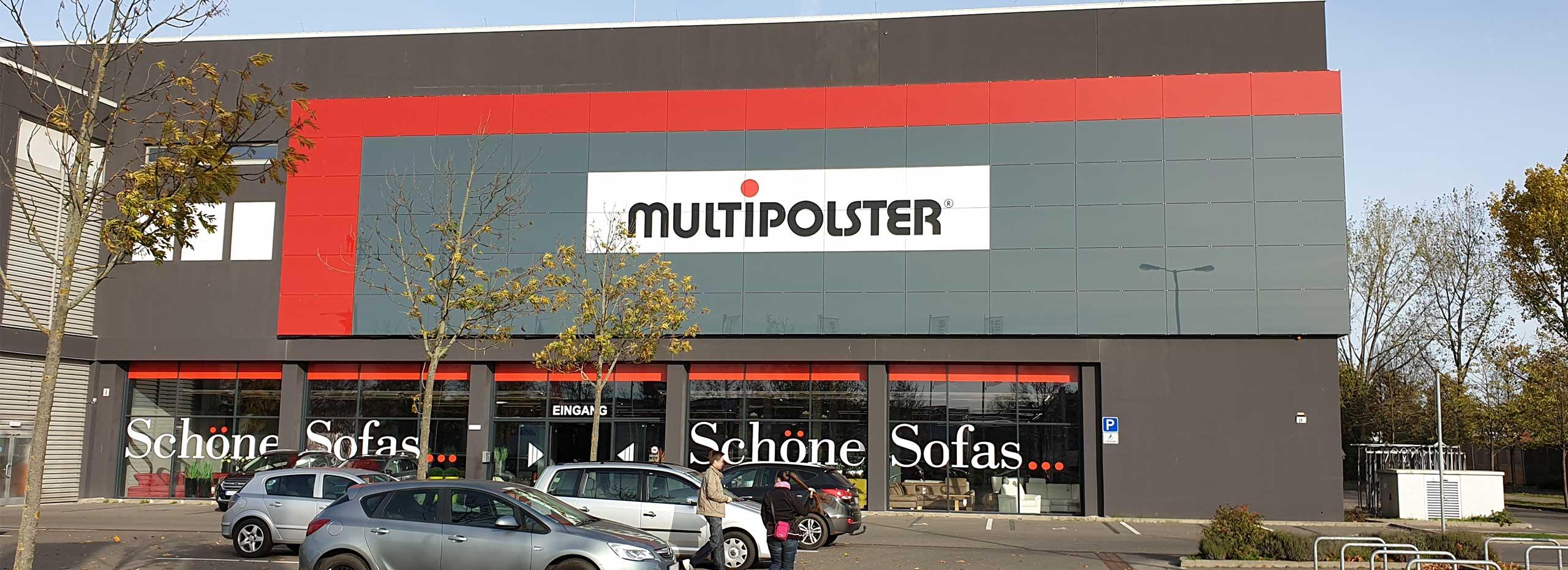 Multipolster - Berlin Alt-Mahlsdorf