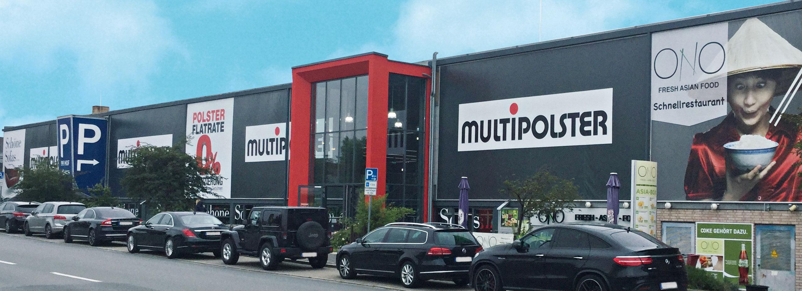 Multipolster - Nürnberg