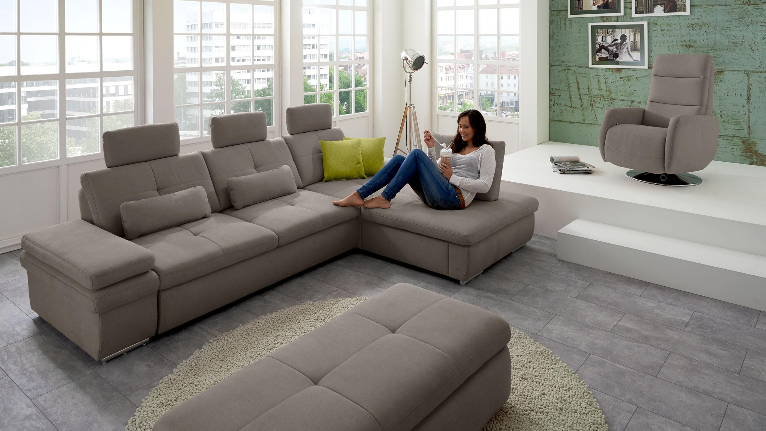 SC smart 1021 Hocker Grau