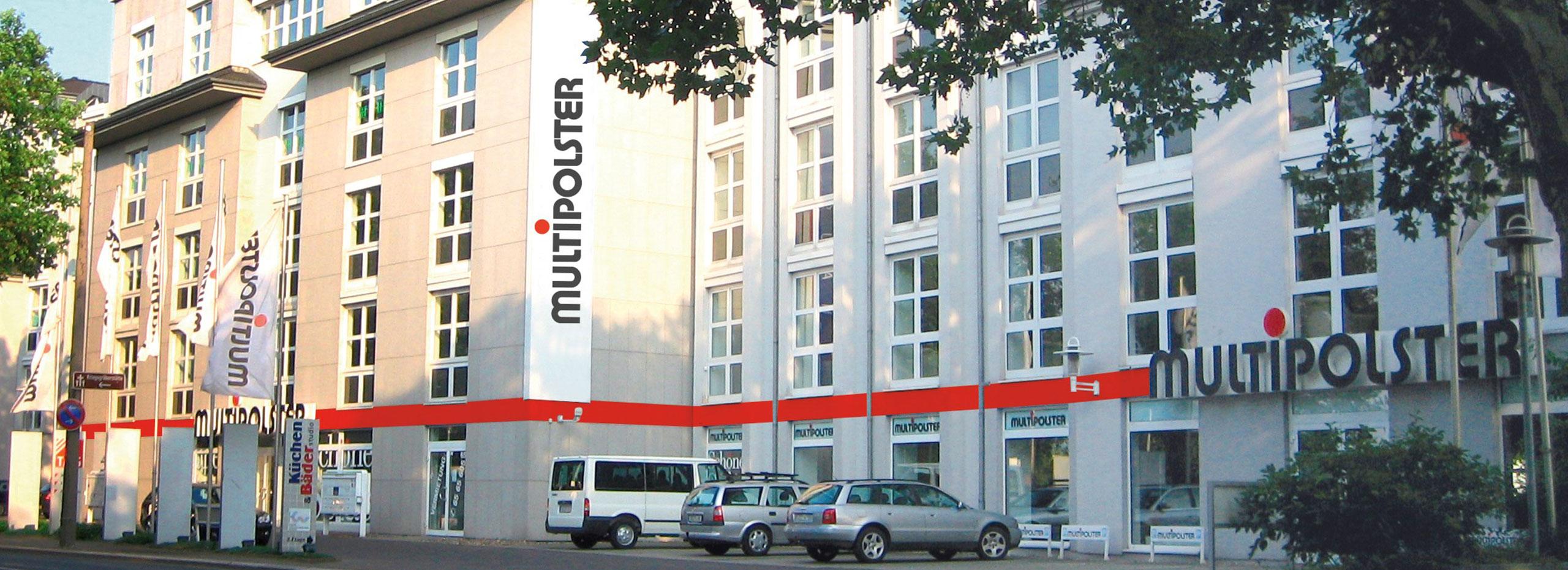 Multipolster - Dresden Friedrichstadt