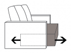 Sitzvorzug manuell