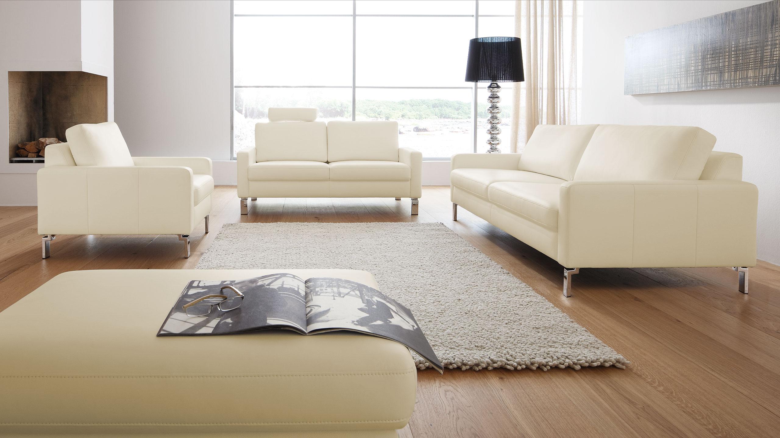 Indiana Sofa Garnitur Beige